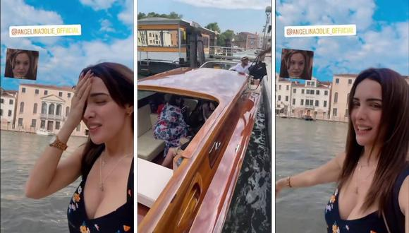 Rosángela Espinoza se encuentra en Europa por un viaje de regalo tras acabar su carrera universitaria. (Foto: Instagram @rosangelaeslo).