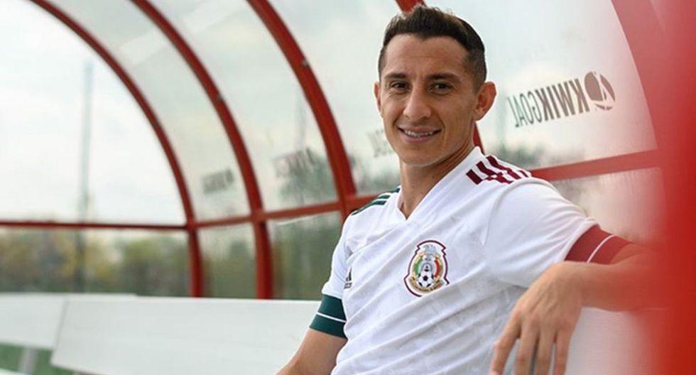 La selección mexicana presentó la nueva camiseta de visitante. (Foto: @miseleccionmx)