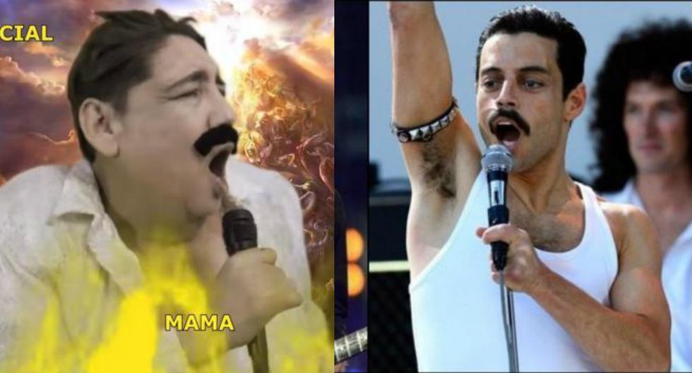 Cantante le dio este consejo a Rami Malek, actor de 'Bohemian Rhapsody', tras los Globos de Oro. (Composición)