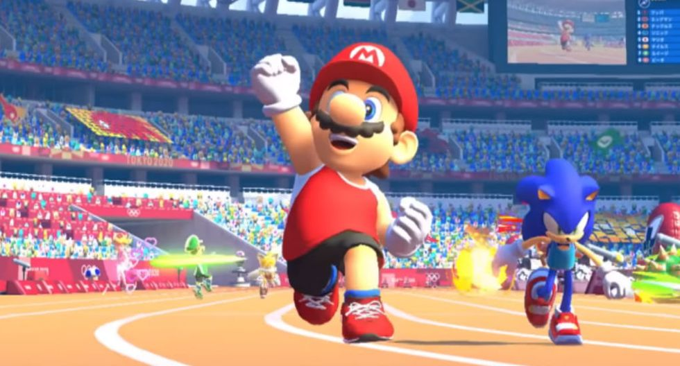 SEGA lanzará diversos títulos basados en los Juegos Olímpicos de Tokyo 2020 para todas las plataformas.