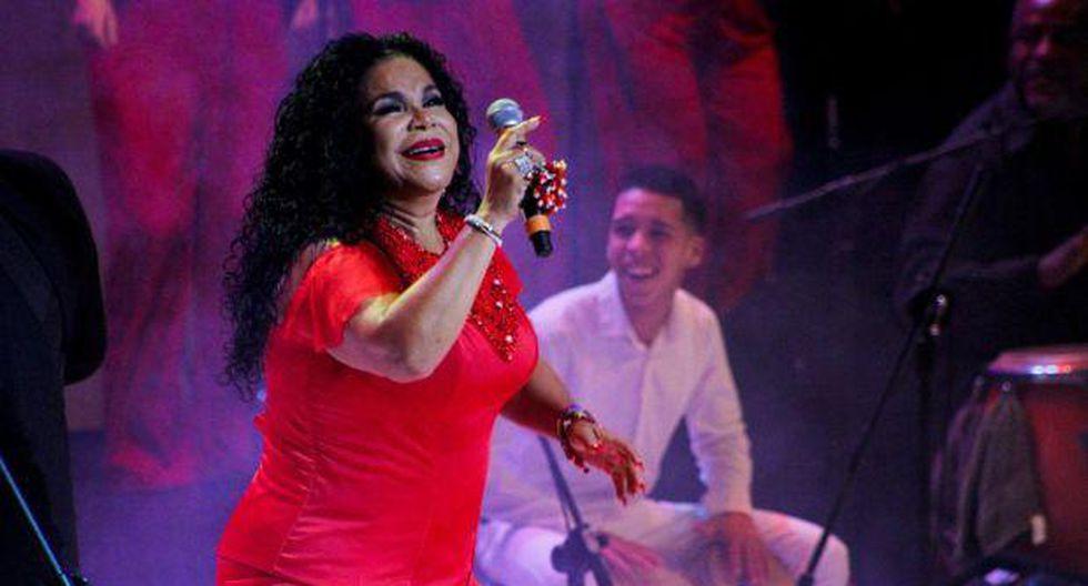 Eva Ayllón anuncia su primer concierto online desde el Teatro Peruano Japonés. (Foto: GEC)