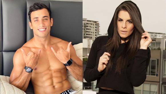 Said Palao reveló cuando besó por primera vez a Alejandra Baigorria. (Foto: Instagram)