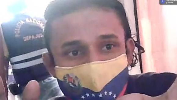 Piura: la madre del menor agraviado afirmó que Randy Angarita golpeó al menor de tres años en la calle, además de haberlo mordido en varias ocasiones. (Foto: Difusión)