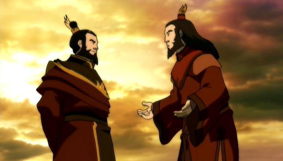 """¿Por qué la Nación del Fuego inició la Guerra de los 100 años en """"Avatar: The Last Airbender""""? (Foto: Nickelodeon)"""