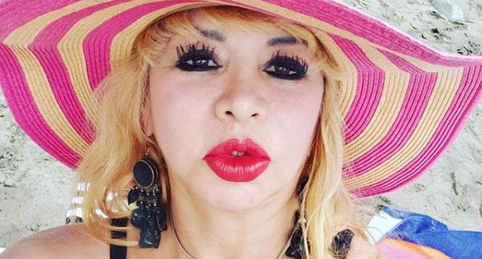 Susy Díaz se llevó S/18 mil tras participar en el sillón rojo (Foto: Instagram)