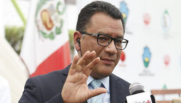Ministro de Agricultura no estaba listo para hablar del Fenómeno El Niño en el Congreso. (USI)