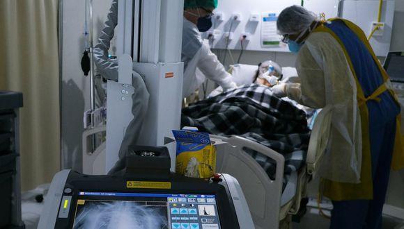 Junín: Diresa asegura que es alarmante el incremento de infectados con COVID-19 (Foto referencial).