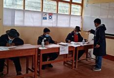 San Martín: Más de 630 mil electores sufragarán mañana en las Elecciones Generales 2021