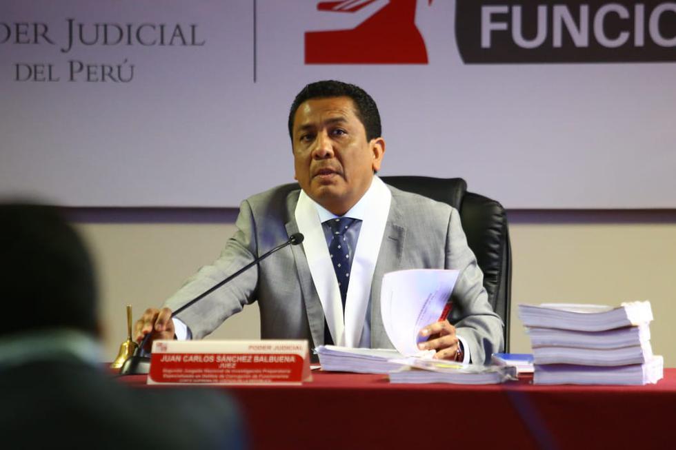 ¿Quien es el juez que dictó el impedimento de salida contra el ex mandatario? (Jesús Saucedo)