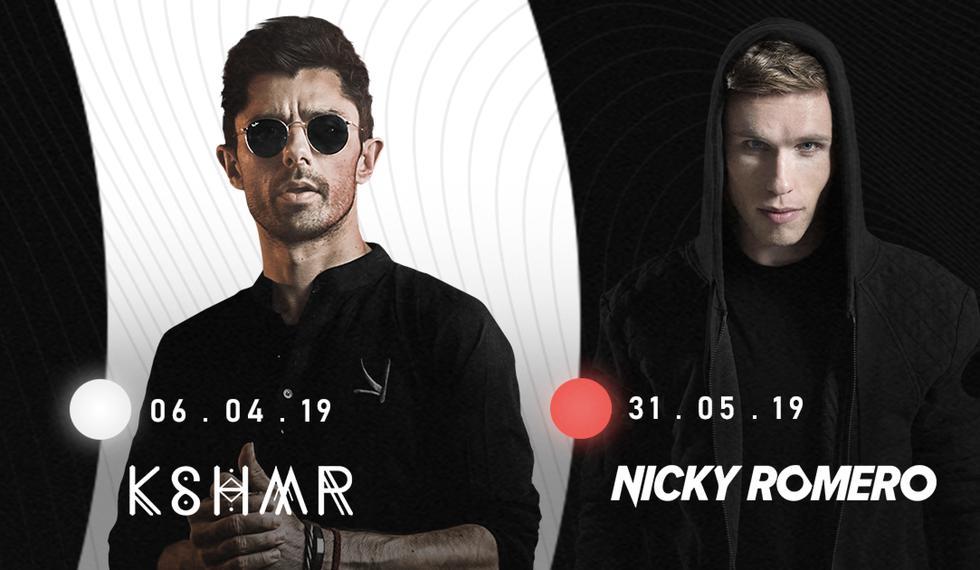 'Black Hole', el nuevo evento de música electrónica que trae a KSHMR, Nicky Romero y más