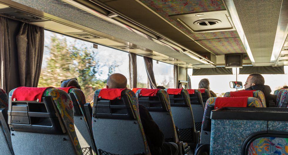 Transporte formal (Foto: Difusión)