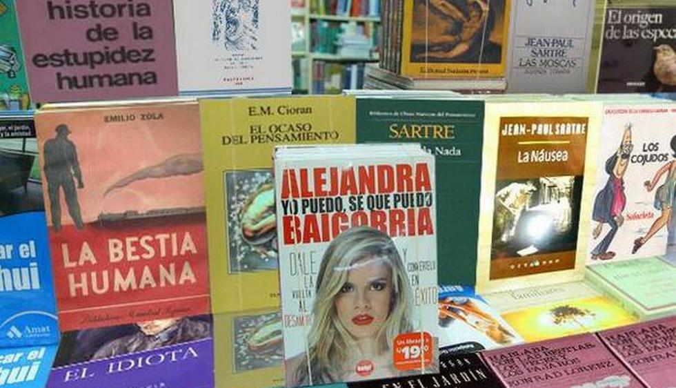 Reciente publicación de Alejandra Baigorria ha sido objeto de burla por parte de los lectores. (Twitter)