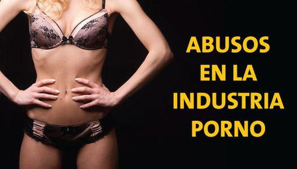 Actrices porno sufren diversos tipos de vejaciones, pero prefieren callar.