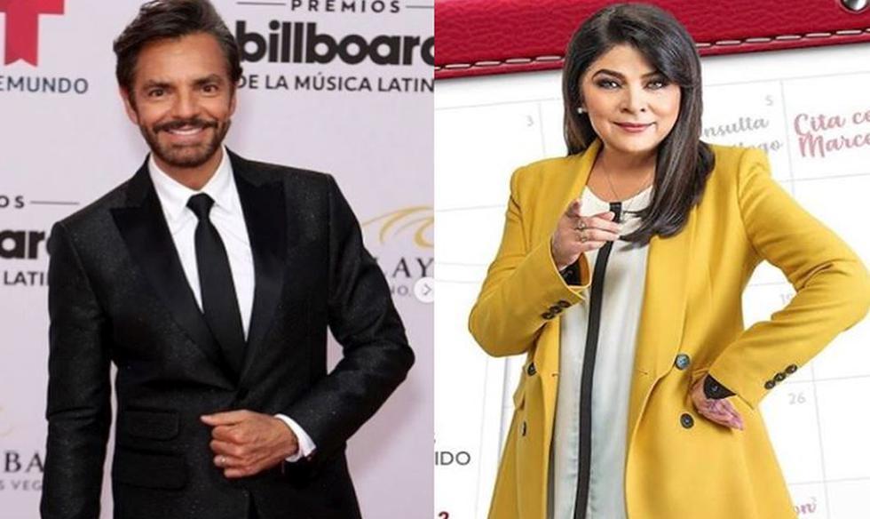 Eugenio Derbez y su sarcástica respuesta sobre incursión de su exesposa Victoria Ruffo en la comedia. | Instagram
