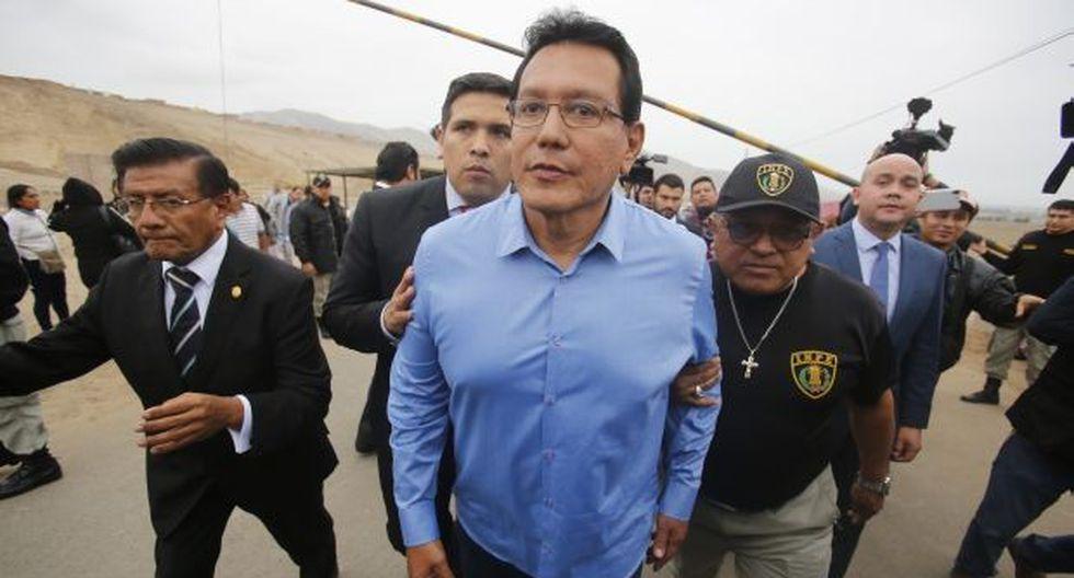 Policía Nacional captura a Félix Moreno en Cieneguilla - Diario Perú21