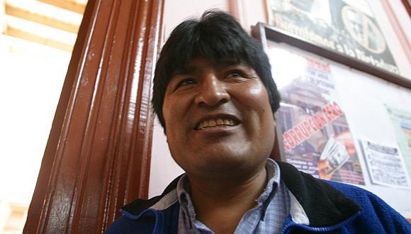 El Jefe de Estado boliviano se reunirá con su par peruano en el templo Qoricancha. (USI)