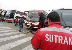 Sutran capacitará gratuitamente a conductores de La Libertad
