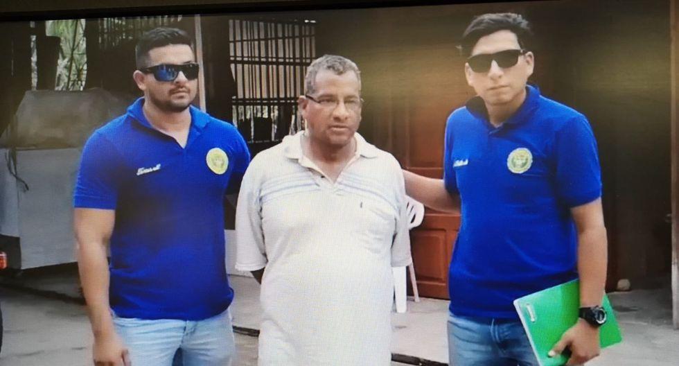 Andrés Hernández es acusado de secuestro y violación en agravio de un menor. (GEC)