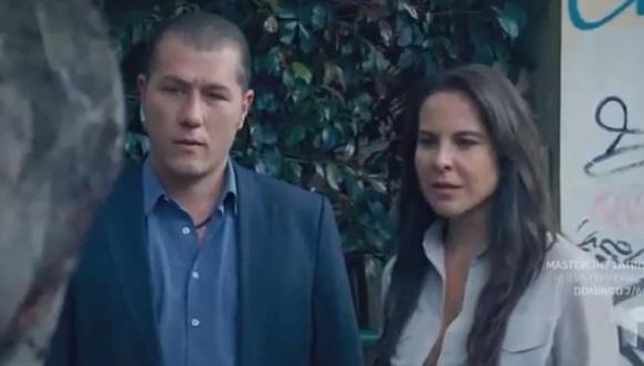 Teresa Mendoza se encuentra en Culiacán en la casa del Zurdo Villa. El hombre la ha descubierto y a la mexicana no le queda más que aceptar la verdad. (Foto: Telemundo)