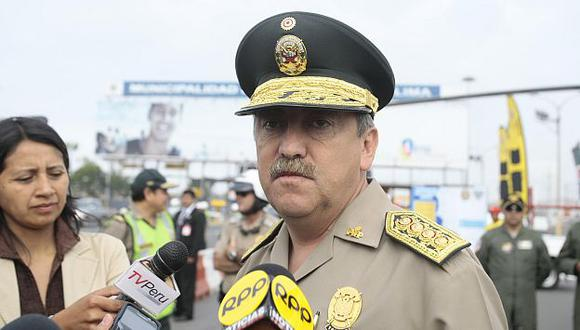 El director de la Policía destacó la lucha anticorrupción en el país. (USI)