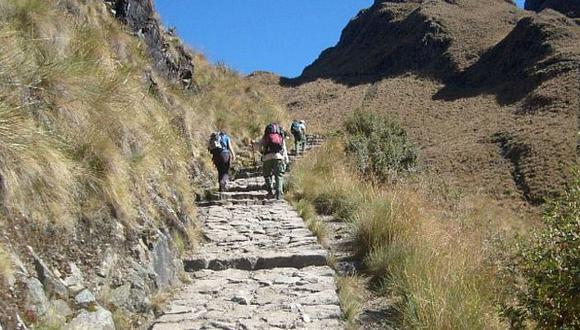 Los trabajos realizados permitirán a los turista disfrutar de la ruta. (Sernanp)