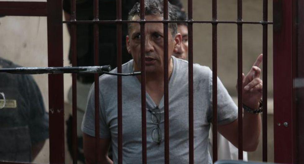 Con suerte. Pese a ser condenado a 19 años de prisión, con la ley solo cumplirá 13 años de la pena. (César Fajardo)