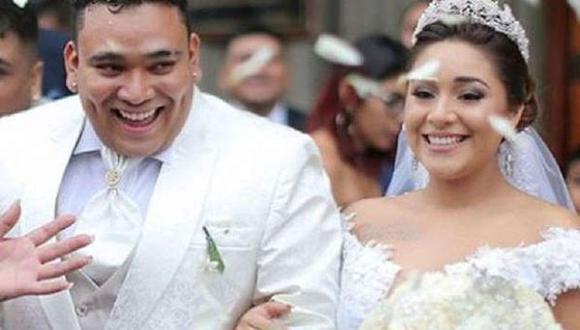 Gianella Ydoña no tiene intenciones de divorciarse de Josimar pero asegura que no volvería a estar con él. (Imagen: YouTube)