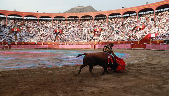 Antes de la pandemia se hacían alrededor de 540 corridas de toros al año en Perú. (Referencial/Lino Chipana / Archivo)