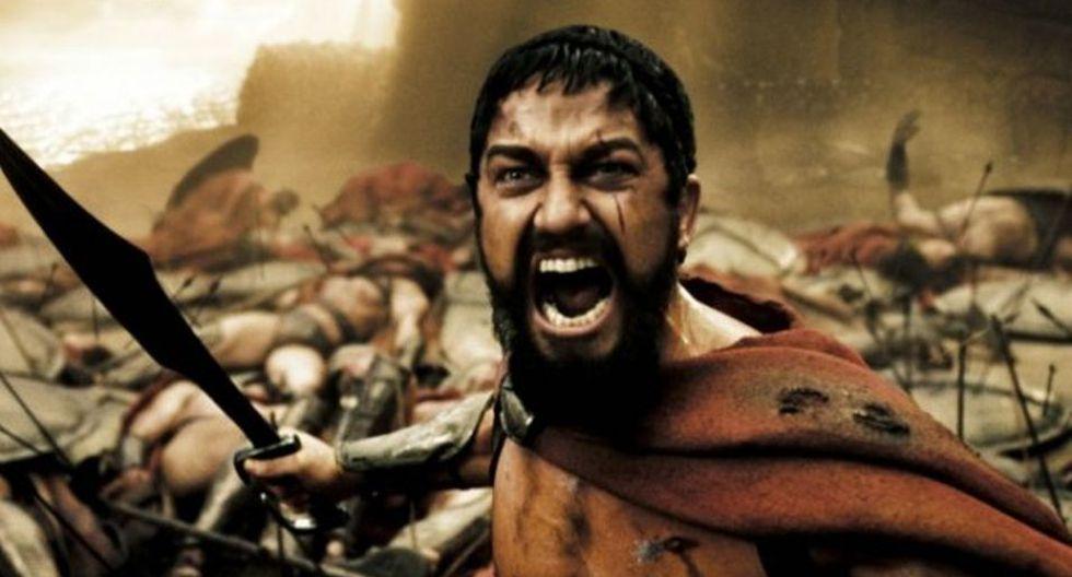 Esto Es Esparta Gerard Butler Cuenta La Historia De La