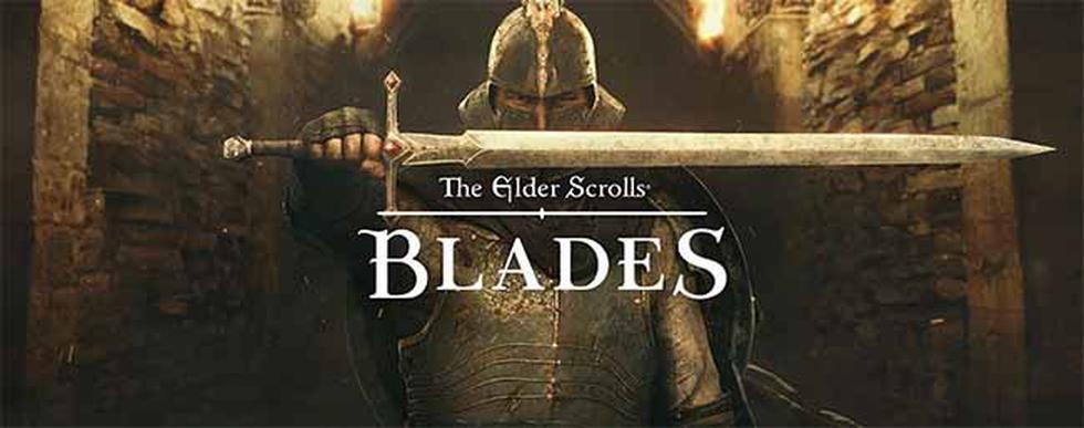 'The Elder Scrolls: Blades' llegará en forma de acceso anticipado a dispositivos móviles y Nintendo Switch.