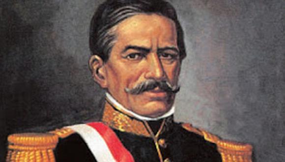 Ramón Castilla murió el 30 de mayo de 1867. (Internet)