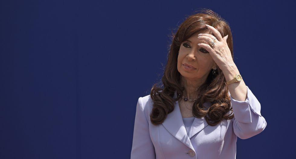 """El fallo sostiene que """"no existe mérito suficiente como para procesar"""" a Cristina Fernández. (Foto: AFP)"""