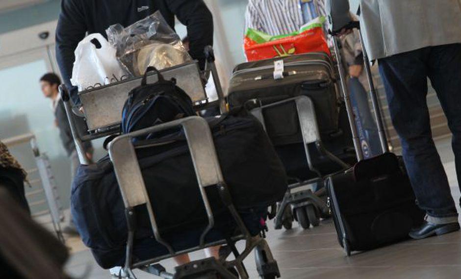 Peruanos fueron arrestado en aeropuerto Jorge Chávez. (USI/Referencial)