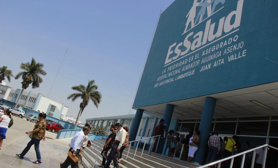 En los últimos dos años, Essalud había alcanzado un déficit de hasta S/ 123 millones. (Foto: GEC)
