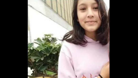 Said Ninoshka Vera Estrada tiene 16 años y fue vista por última vez el 16 de agosto. (Difusión)