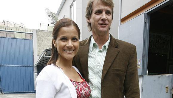 Hace menos de dos meses la actriz confirmó su relación con Thorsen. (USI)