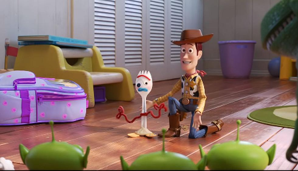 """Disney compartió cinco nuevos afiches de la película """"Toy Story 4"""". (Foto: Disney Pixar)"""