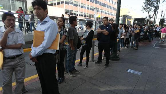Manpower: Contrataciones laborales seguirían estancadas. (Perú21)