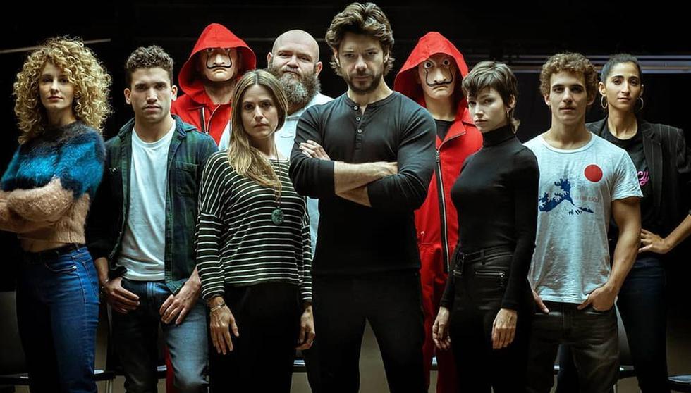 """La tercera entrega de """"La Casa de Papel"""" contará con los actores de las dos primeras temporadas. (Foto: Netflix)"""