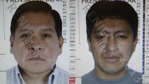 José Mamani y Javier Ochoa. (Difusión)