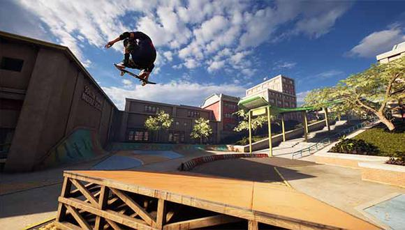 Las acrobacias estarán a la orden del día en 'Tony Hawk's Pro Skater 1 and 2'.