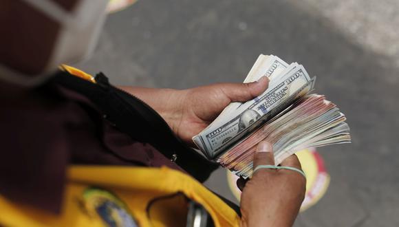 El dólar cerró al alza el martes. (Foto: Leandro Britto   GEC)