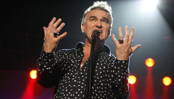 Pronto se anunciará la reprogramación de fechas para los conciertos de Morrissey. (Luis Gonzales)