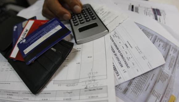 Son 2.3 millones los peruanos que poseen una o varias tarjetas de crédito. (USI)