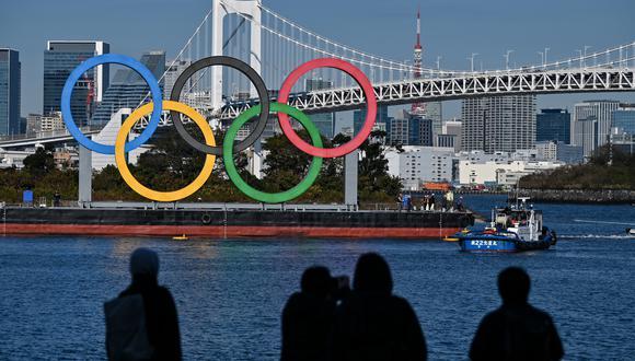 Los Juegos Olímpicos Tokio 2020 se desarrollarán este 2021 en el mes de julio. (Foto: AFP)