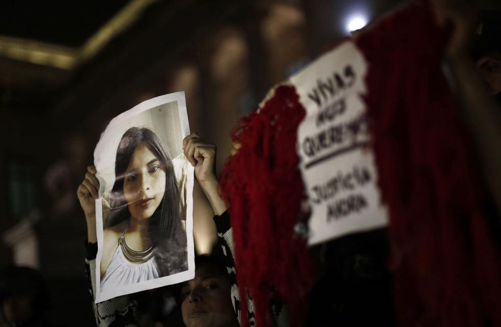 El objetivo es tomar acciones de protesta para exigir justicia y que cese la violencia contra las mujeres. (César Campos/Perú 21)