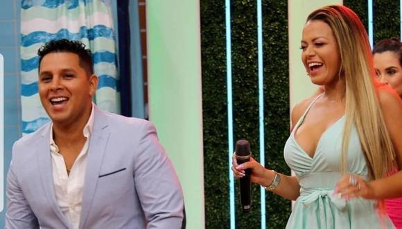 Florcita Polo y Néstor Villanueva se casarán por religioso. (Foto: @florcitapolodiaz)