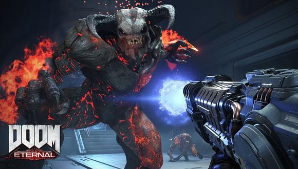 Bethesda ha lanzando grandes mejoras a los clásicos juegos, esto mientas esperamos la llegada de 'Doom Eternal'. (Foto: PlayStation)