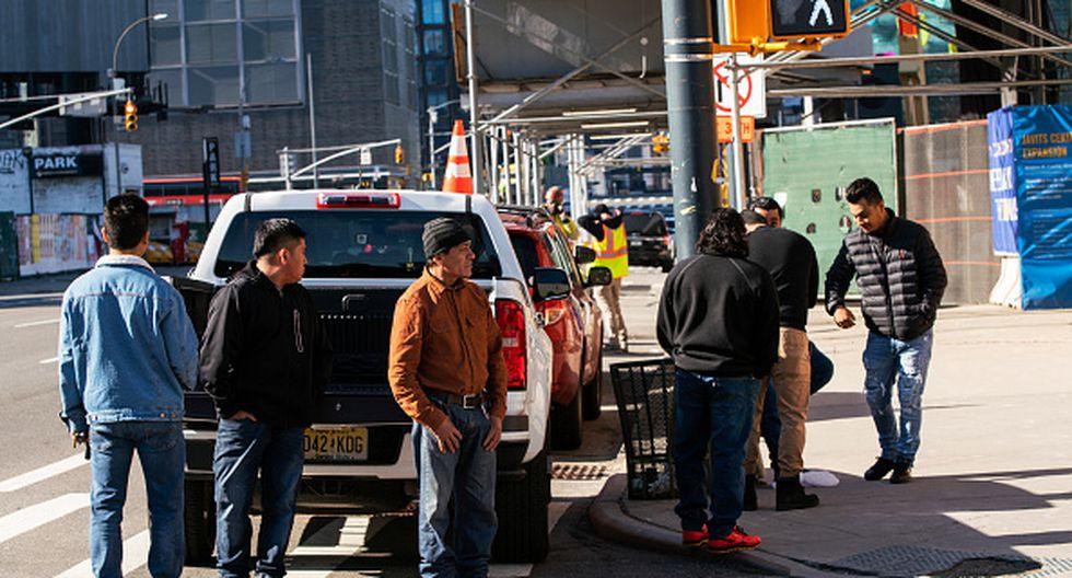 Migrantes indocumentados en Estados Unidos son el grupo más vulnerable ante la crisis por coronavirus. (Referencial/Getty Images)