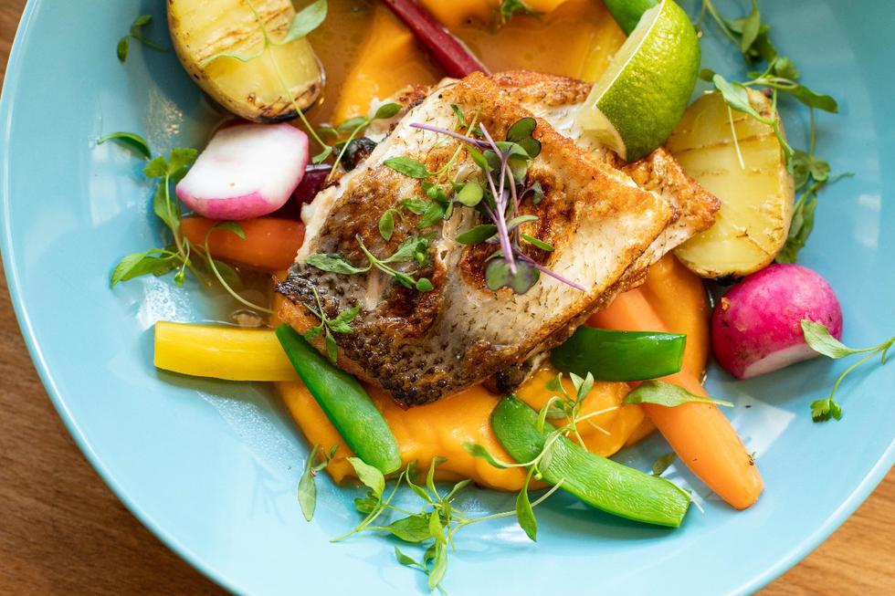 Le poisson nous fournit des protéines et est facile à digérer.  Dans les plages, en plus, nous le trouverons sur les marchés frais et à bon prix.  (Photo: Pexels)